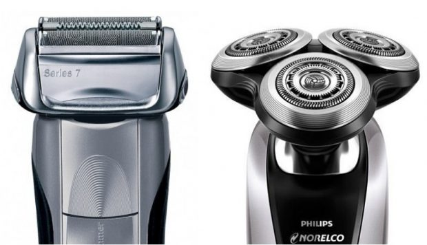 Foil or Rotary Shavers